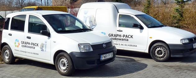 Usługi Graph-Pack opakowania